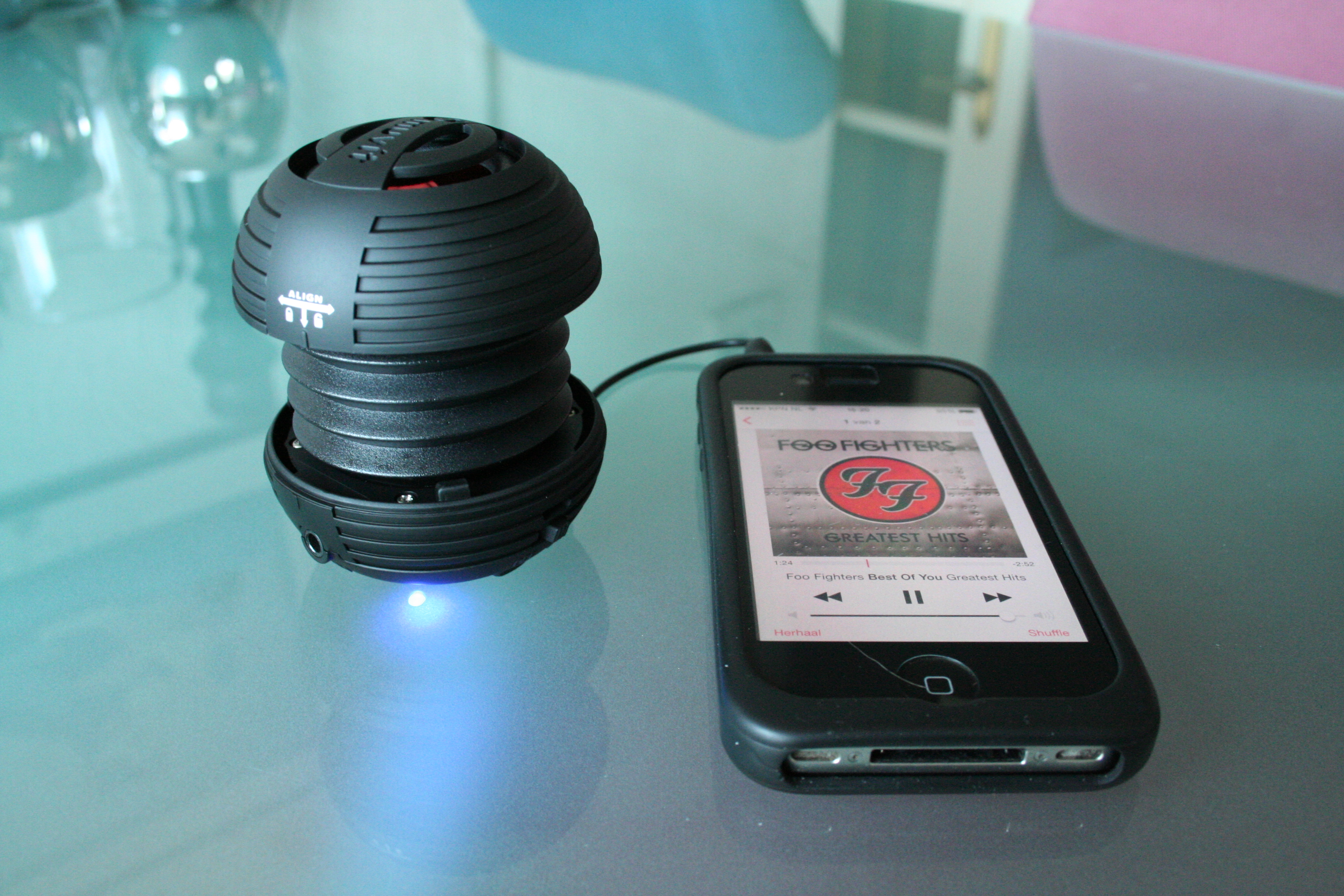 Muvit Mini Portable Speaker