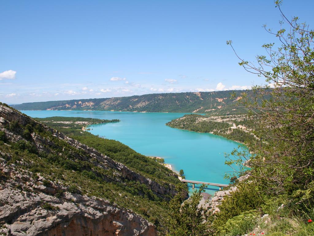 Lac Du Sainte Croix