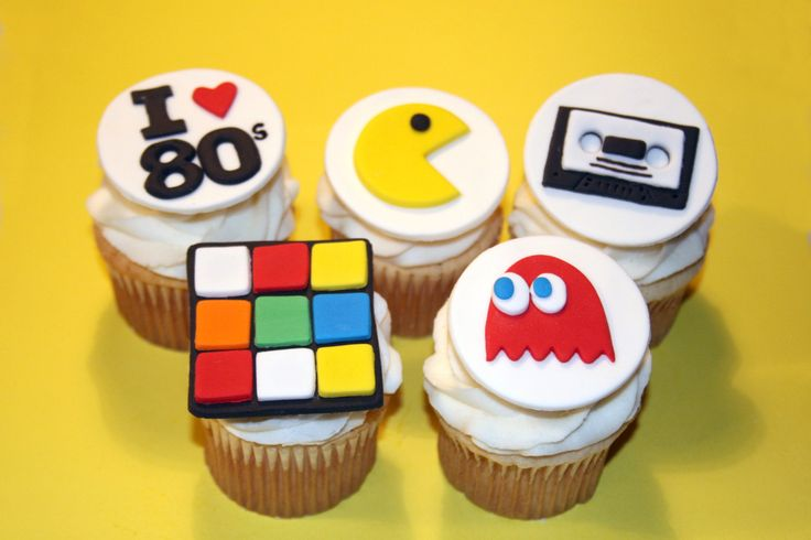 80's party - partyfood