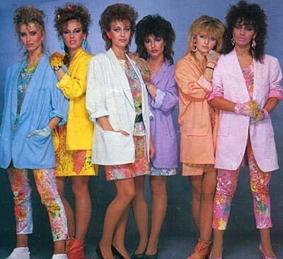 80's party - Dolly Dots