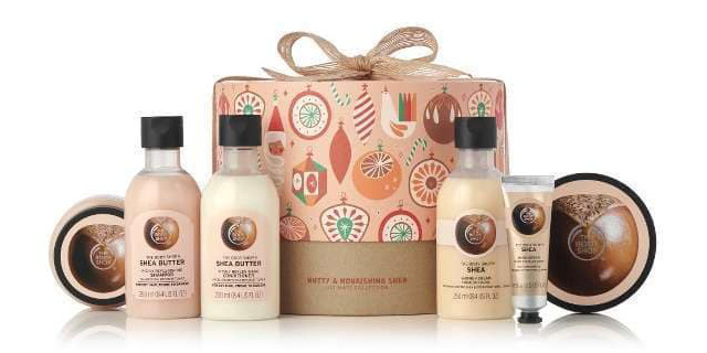 BodyShop: Nutty & Nourishing Shea Ultimate Collection