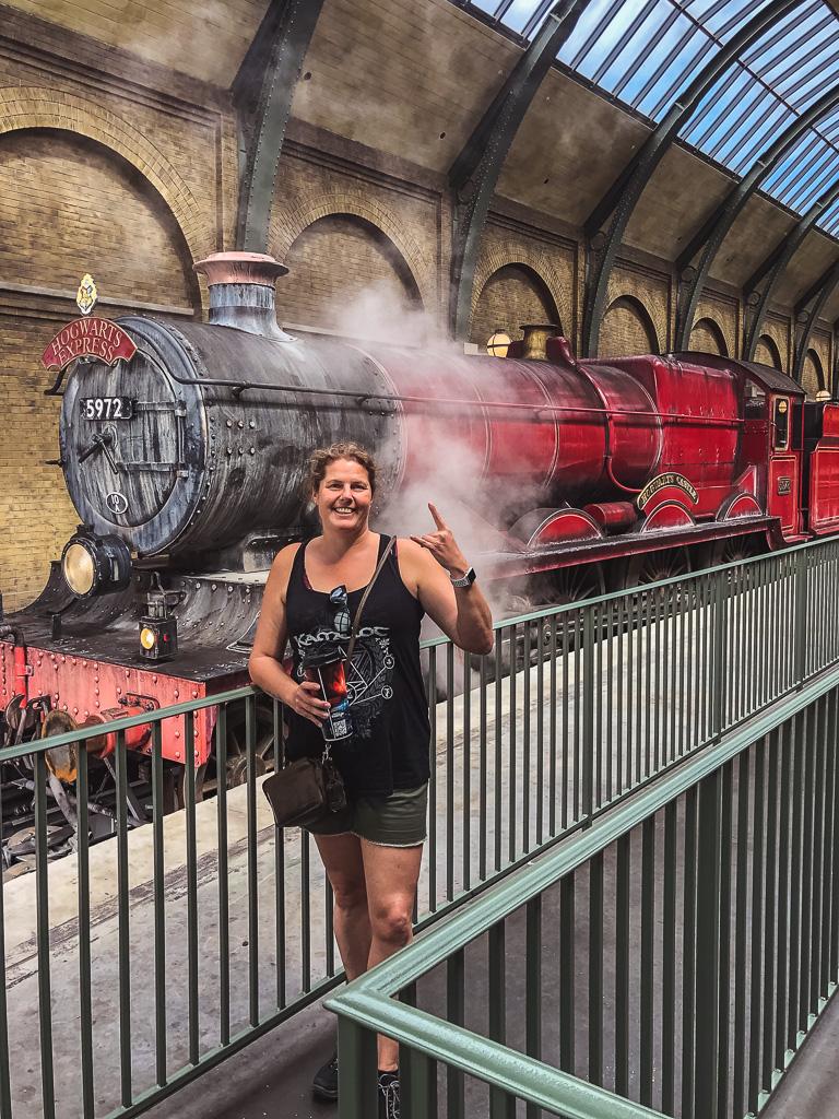 Pretparken - HogwartsExpress