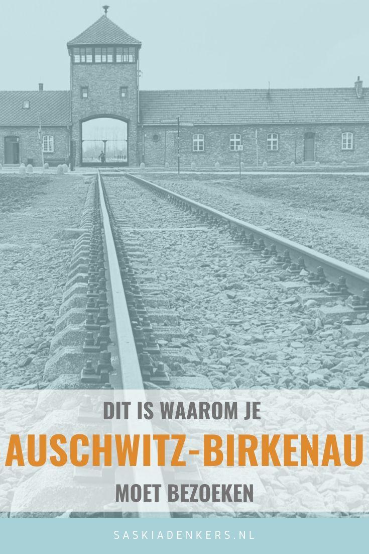 Een van de meeste indrukwekkend plaatsen die ik ooit bezocht heb is Auschwitz-Birkenau, het beruchte concentratie en vernietigingskamp van de nazi's, een gruwelijk stuk geschiedenis, tegenwoordig een museum dat je ooit eens bezocht móet hebben.