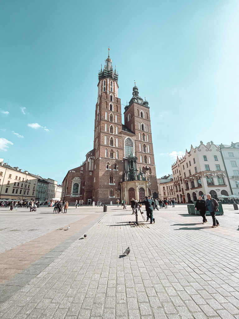 Mariakerk op de grote markt