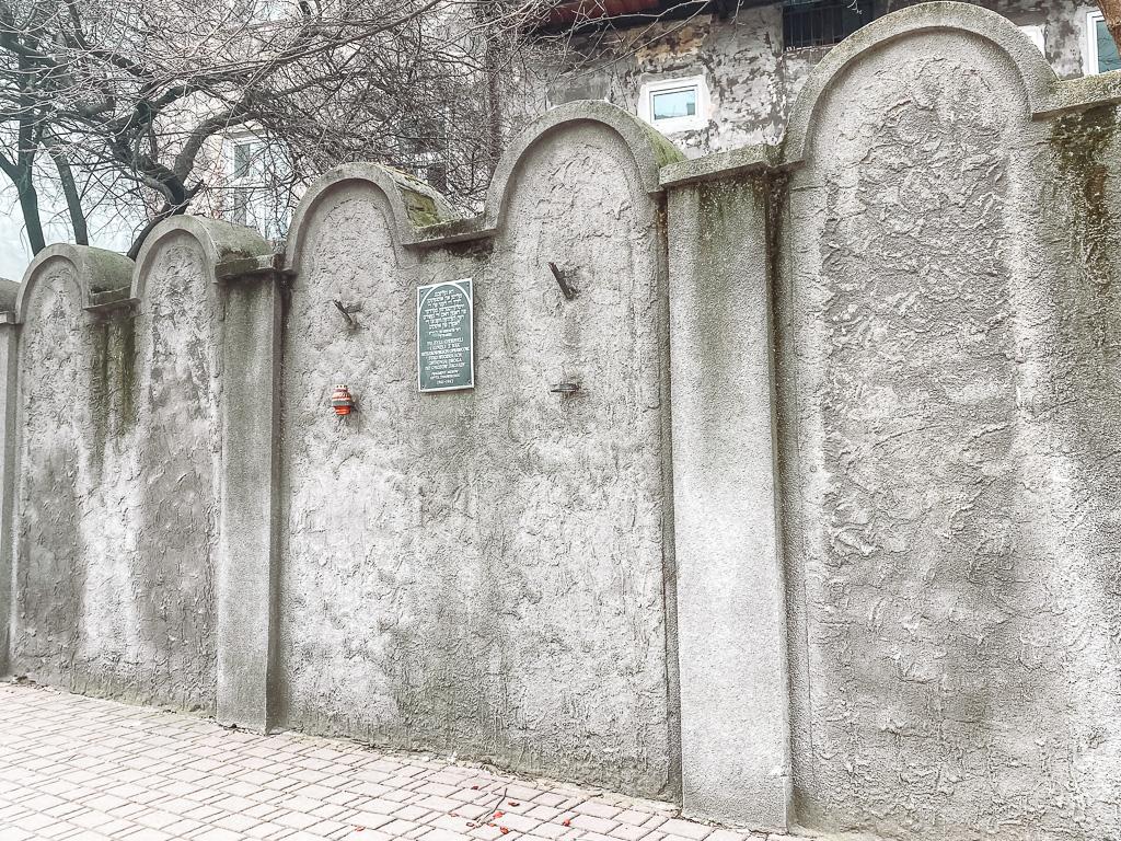 een van de bezienswaardigheden in Krakau