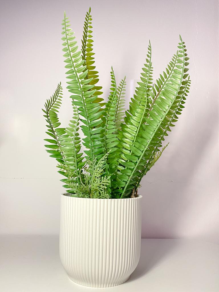 Planten in de slaapkamer - Kunstplant