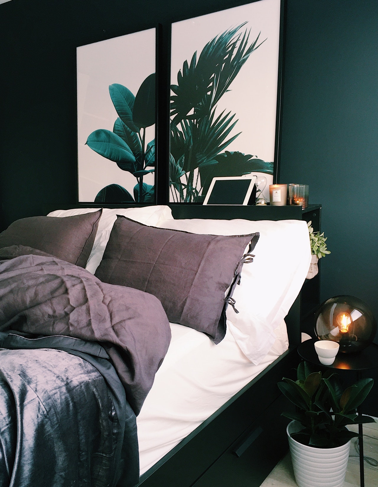 Zo creëer je sfeer in de slaapkamer