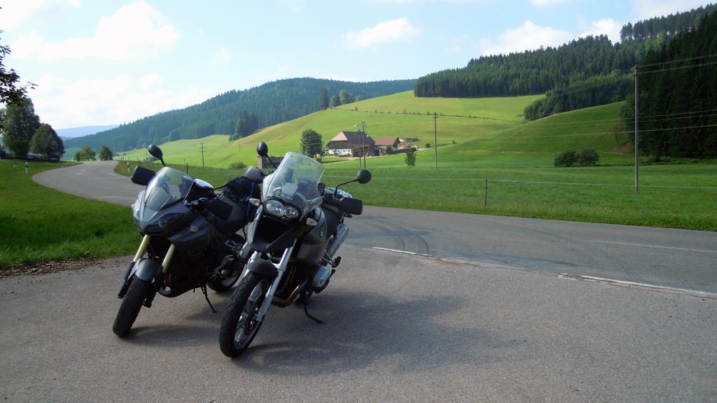 Motorvakantie 2013: Süd Schwarzwald